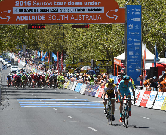 Tour Down Under - Stage 6