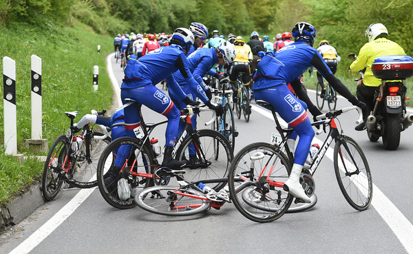 Tour de Romandie - Stage 5