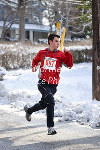 Greenfield Winter Carnival 4-Miler