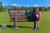 Grand Teton Half Marathon put on by @Vacation Races. #TetonHalf #VacationRaces