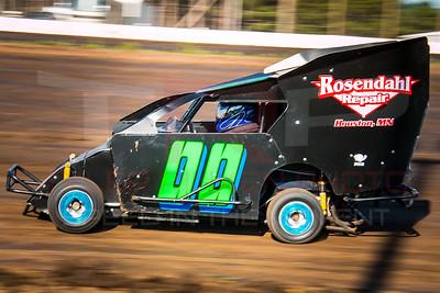 Mississippi Thunder Speedway 6-24-2016