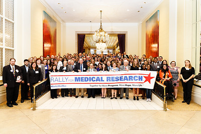 2016 Rally for Medical Research Events