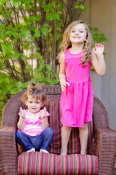 2016 Sep 13  Reagan and Ava