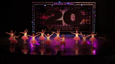 2016 Recital - Hershey's Kisses YT