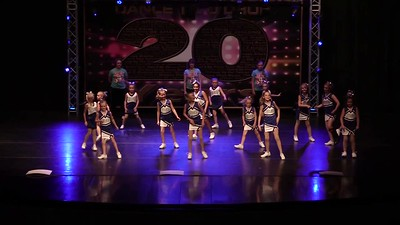 2016 Recital - Cheer YT