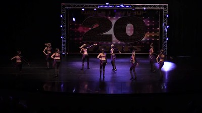 2016 Recital - Snickers Jazz YT