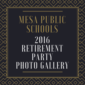 2016 Retirement Party