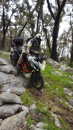 Adventure Trials Training - VIC Nov 2016