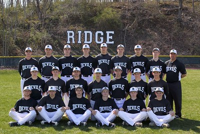 2016  Ridge Boys Baseball