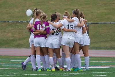 2016 Ridge Girls' Soccer