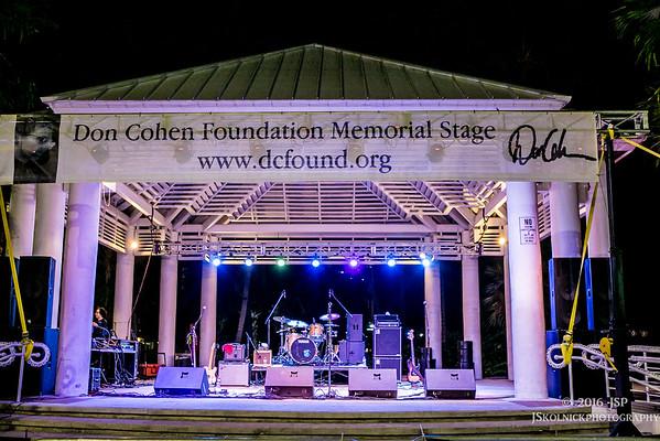 2/26/16 First night Riverwalk Blues festival