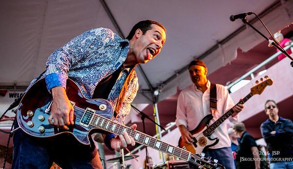 2/28/16 Albert Castiglia at Riverwalk Blues Festival