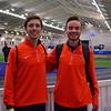 Jake and Nate Kiley - 4x400m teammates