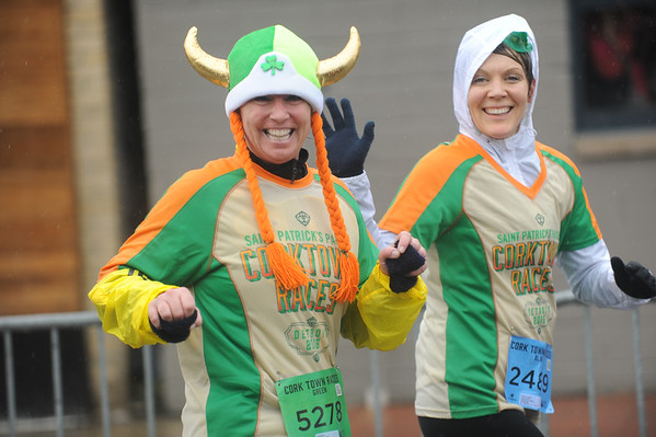 Time for some fun St. Patrick's races! Find one near you on the RunMichigan Calendar.