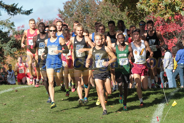 2016 GLIAC Cross Country Championship