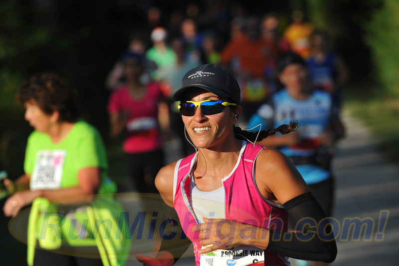 2016 HAP Brooksie Way Half Marathon