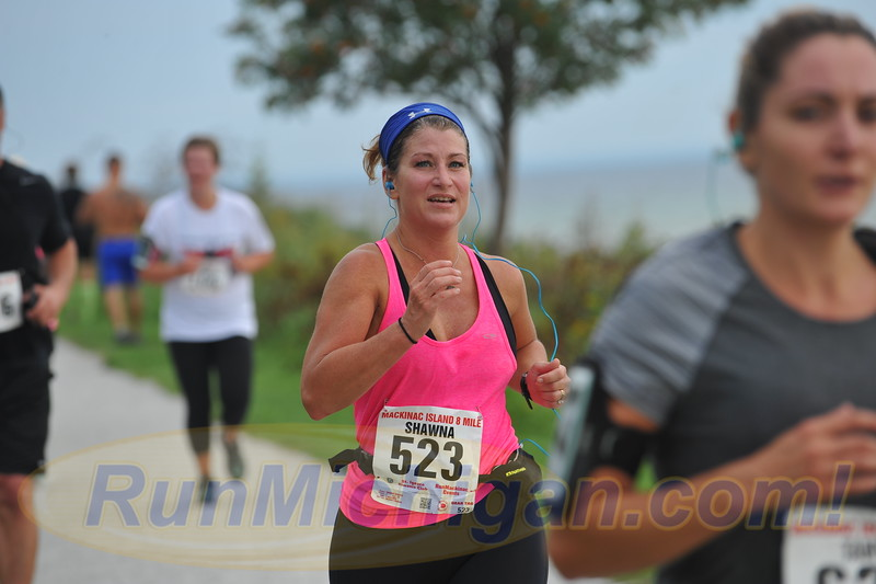 2016 Mackinac Island 8 Mile Run