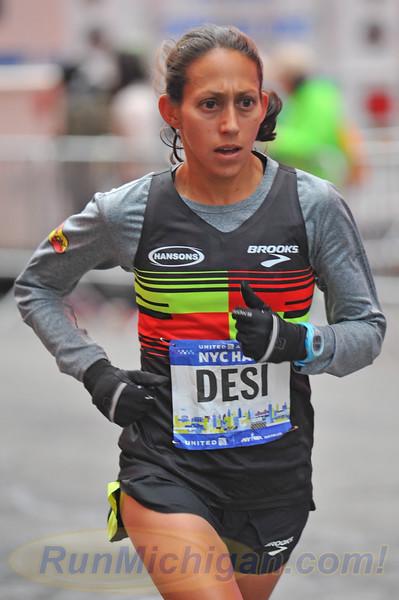 Desi Linden - USA