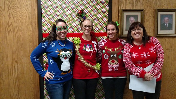 2016 SA Ugly Sweater Day