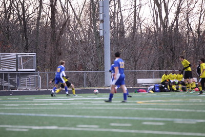 SAC 1999 Boys Premier White vs Ellicott City 1999 Boys Black  11/26/16