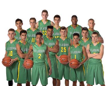 2016 SJHS Boys Basketball Team
