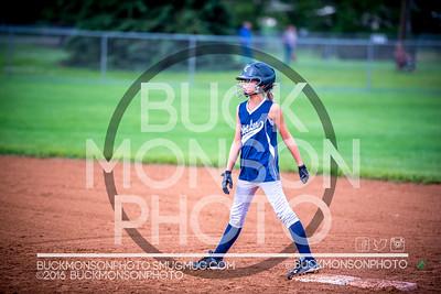 07-07-16 Albert Lea U12 Girls Softball