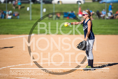 08-06-16 U10 Girls' Softball