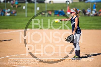 08-06-16 U10 Girls' Softball