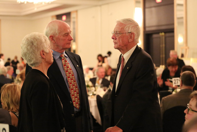 Carolyn Brown, Rex Brown, and Bill Hoyt