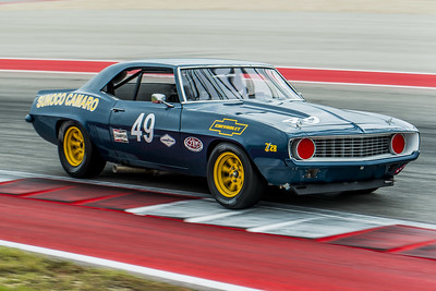 1969 Sunoco Z/28