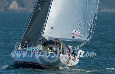 2016 Pacific Cup Monday Starts