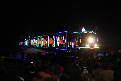 CP Rail Holiday Train 2016