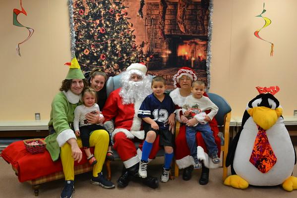 2016 Santa Pictures