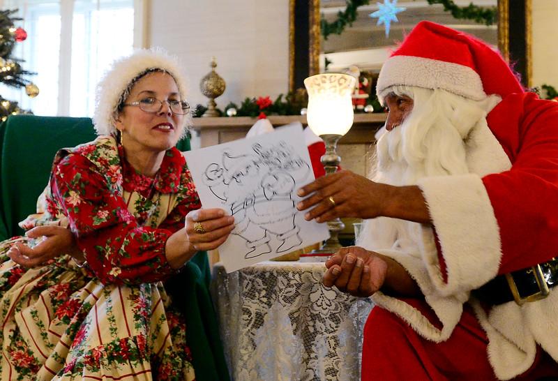 2016 Santa's House
