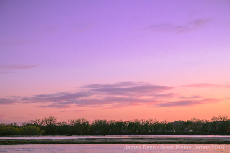 Platte River Pink II