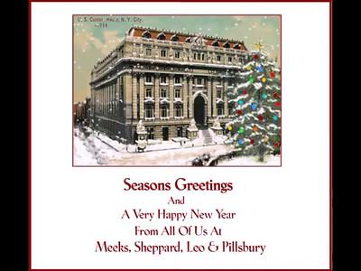 2016 Season Greetings Card
