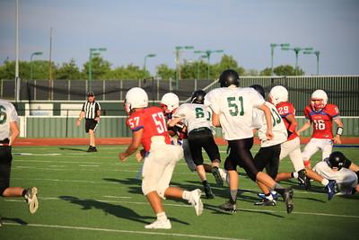 Midway v CP Freshman Green - SB