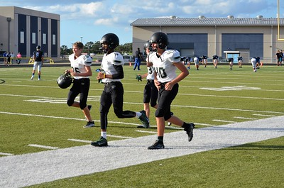JV Silver VS Cedar Creek 10/6/16 MMS