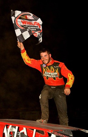 Utica-Rome Speedway Mod Twin 20s April 17th 2016 Jay Fish Photos