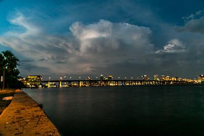 04,DA040,DT,Storms_at_Sunset_over_Jacksonville_flordia StJohnsRiver-0495