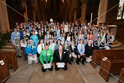 2016 Altar Server Awardees