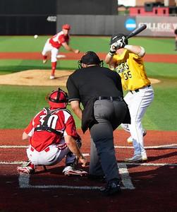 U of L Baseball Tournament Play 2016