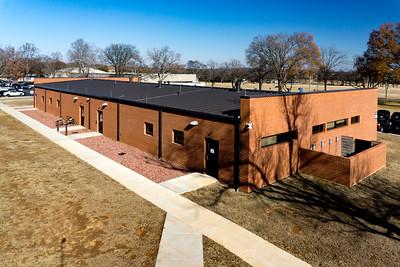 Architecture - New Metal Roof - VA Building Murphreesboro TN 2016
