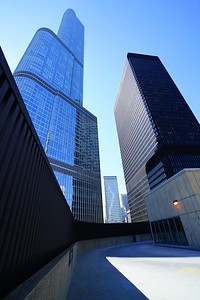 Architecture - Trump Tower Chicago 2016