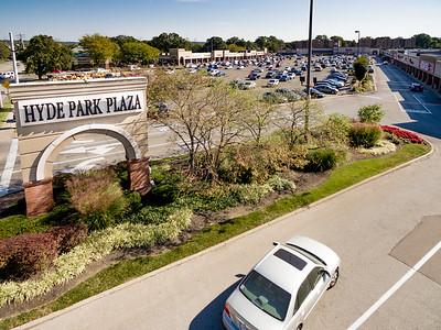 Architecture - Hyde Park Retail Center - Cinci OH area
