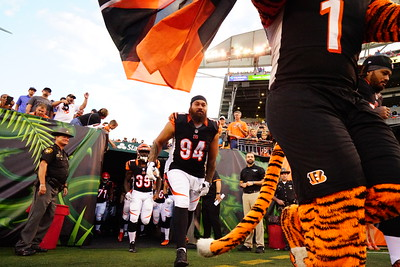 Bengals take the field