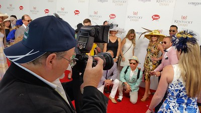 Celebrity Events -KY Derby Red Carpet - May 2016