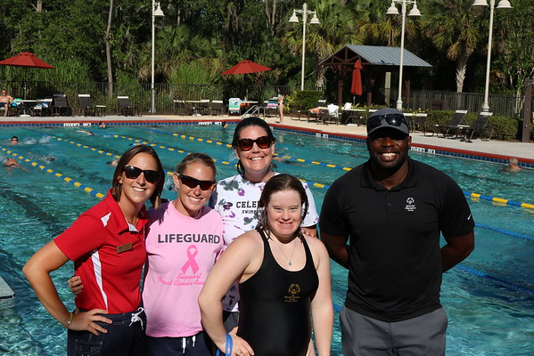 2016 Sharks-Special Olympics Swim-a-Thon