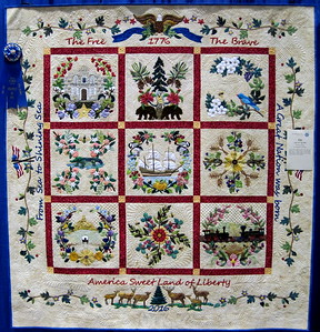 All Other Appliqued Quilts