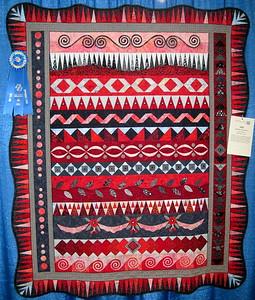 Intermediate Pieced Quilts
